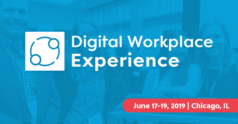 Digital Workplace Conference 2020   Best Digital Workplace